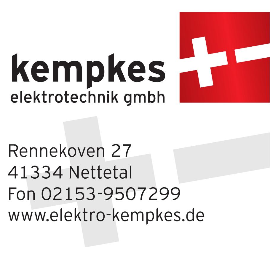 Elektrotechnik Kempkes Homepage